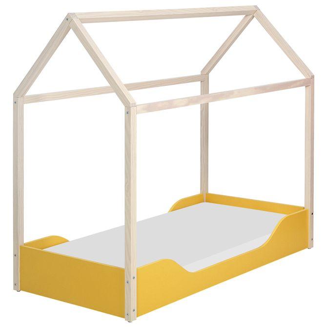 Cama-Montessori-Junior-78-Banana-natural-Washed-Pin-Play