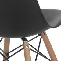 Iii-Cadeira-Natural-preto-Eames-Wood