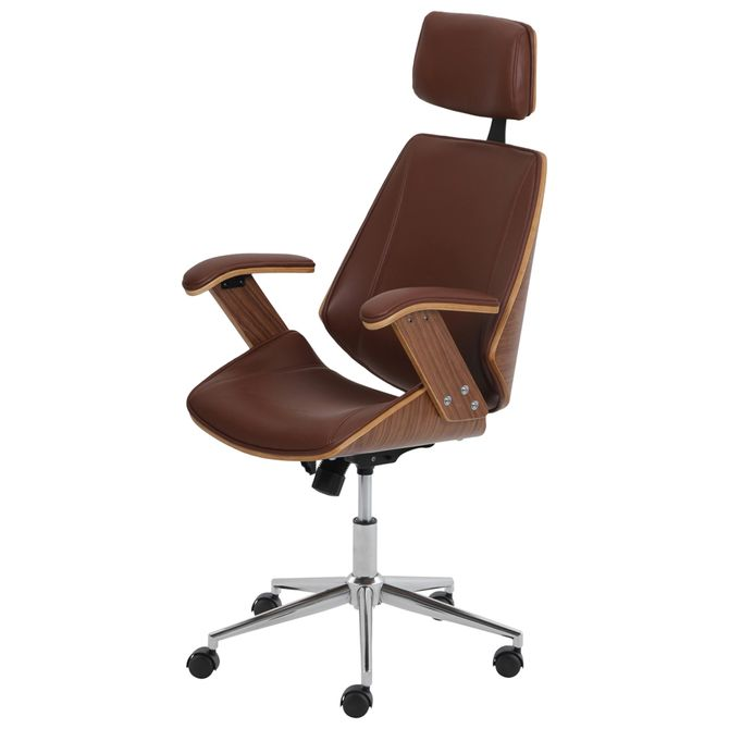 Cadeira-Executiva-Alta-Nozes-marrom-Premier