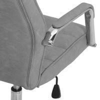 Cadeira-Executiva-Alta-Cromado-cinza-Danz