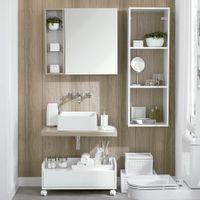 Armario-C--Espelho-1p-58x72-Carvalho-prata-Hidri
