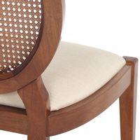 Teli-Cadeira-Nozes-bege-Medaillon