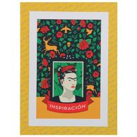 Frida-Kahlo-Poster-Sq-30x21-5vrd-Multicor-Poster