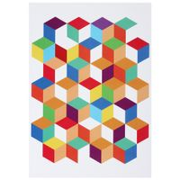 Popart-Poster-Sq-42x29-8vrd-Multicor-Poster