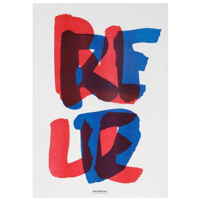 Desilusao-De-Otica-Poster-Sq-42x29-2vrd-Multicor-Poster