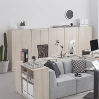 Armario-Alto-2-Portas-New-Oak-branco-Start-Up