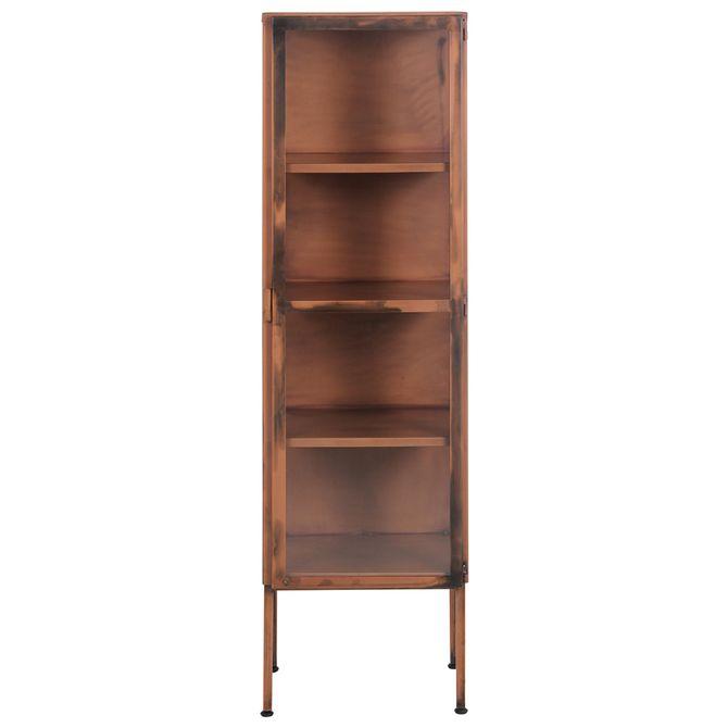 Cristaleira-1-Porta-45x153-Old-Copper-incolor-Bras