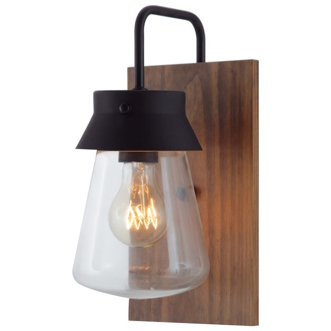 Luminaria-Parede-Preto-incolor-Bowler