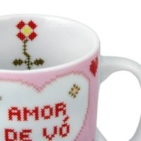 Amor-De-Vo-Caneca-300-Ml-Rosa-Claro-multicor-Amor-De-Vo