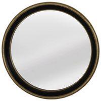 Espelho-Redondo-42-Cm-Preto-dourado-Vertov