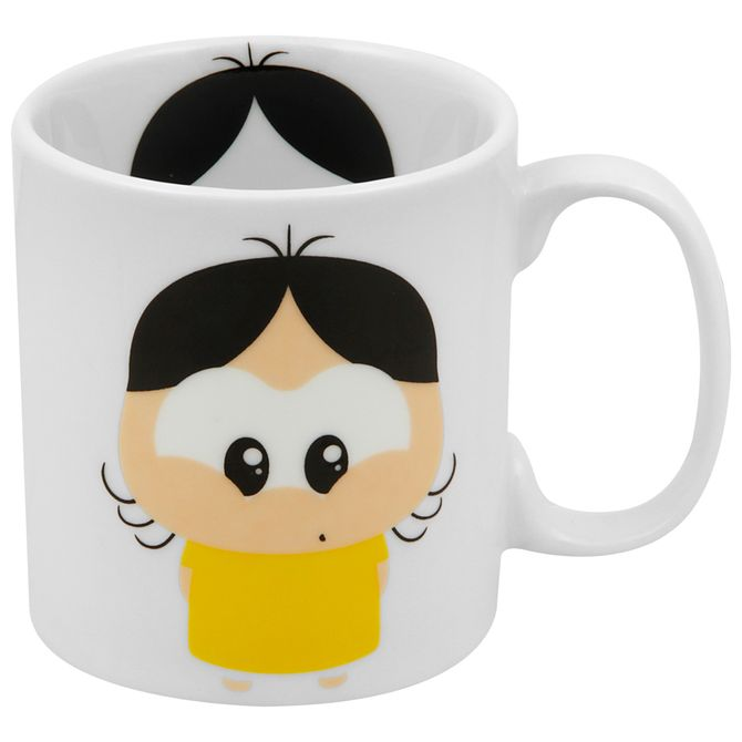 Magali-Toy-Caneca-300-Ml-Branco-multicor-Monica-Toy