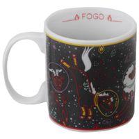 Caneca-Fogo-Terra-330-Ml-Cores-Caleidocolor-Zoodiac