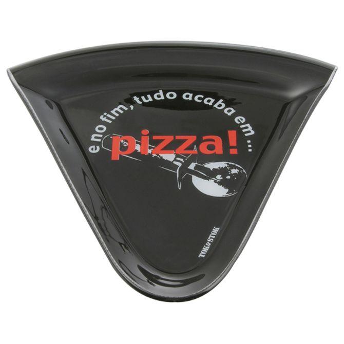 Prato-Fatia-Preto-vermelho-Pizza