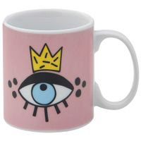 Caneca-300-Ml-Rosa-multicor-Follow-Your-Dreams