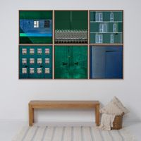 Greenery-Ix-Quadro-60-Cm-X-60-Cm-Multicor-cobre-Galeria-Site