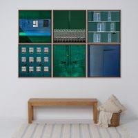 Greenery-Viii-Quadro-60-Cm-X-60-Cm-Multicor-cobre-Galeria-Site