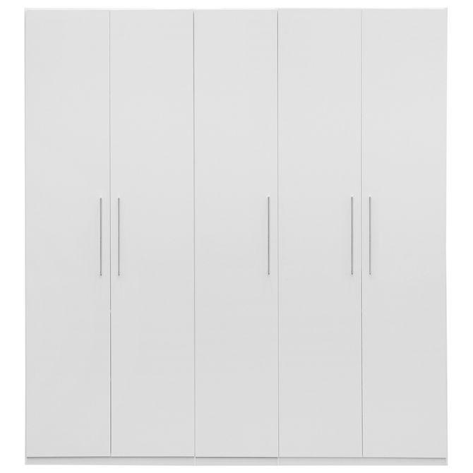 Guarda-roupa-5-Portas-3gv-35-Branco-Maximus