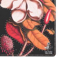 Flor-Lugar-Amer-44-Cm-X-29-Cm-Preto-multicor-Natureza
