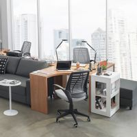 Find office mesa de canto 1 m x 1 m