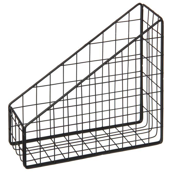 Caixa-Arquivo-porta-revistas-Preto-Grid