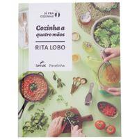 Livro-Cozinha-A-Quatro-Maos-Multicor-Gastronomia