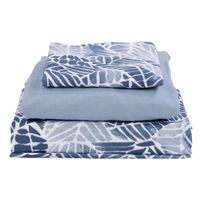 leaves-jg-lencol-queen-4-pcs-bleu-f-tuque-branco-organic-leaves_st1