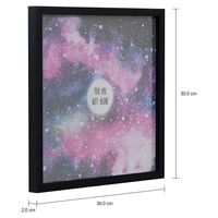 you-re-not-alone-quadro-30x30-preto-multicor-youniverse_med