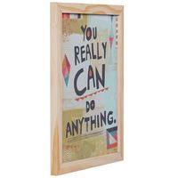 Happy life you really can quadro 27x33