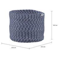 braids-cesto-red-23-cm-x-18-cm-mesclado-bleu-b-tuque-organic-braids_med