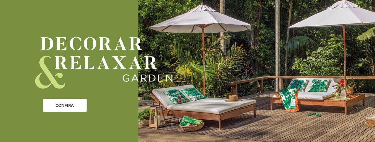 Decorar & Relaxar - Garden | Tok&Stok