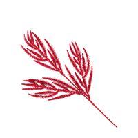 spirit-galho-decorativo-folhagem-vermelho-hindu-xmas-spirit_st0