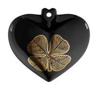 trevo-vaso-parede-10-cm-preto-ouro-lucky_spin0