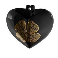 trevo-vaso-parede-10-cm-preto-ouro-lucky_spin1