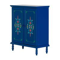 buffet-2-portas-90x40-azul-multicor-folksy_st1