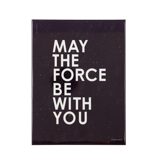 wars-the-force-placa-decorativa-preto-branco-star-wars_st0