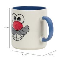 Mr. potato head caneca 270 ml