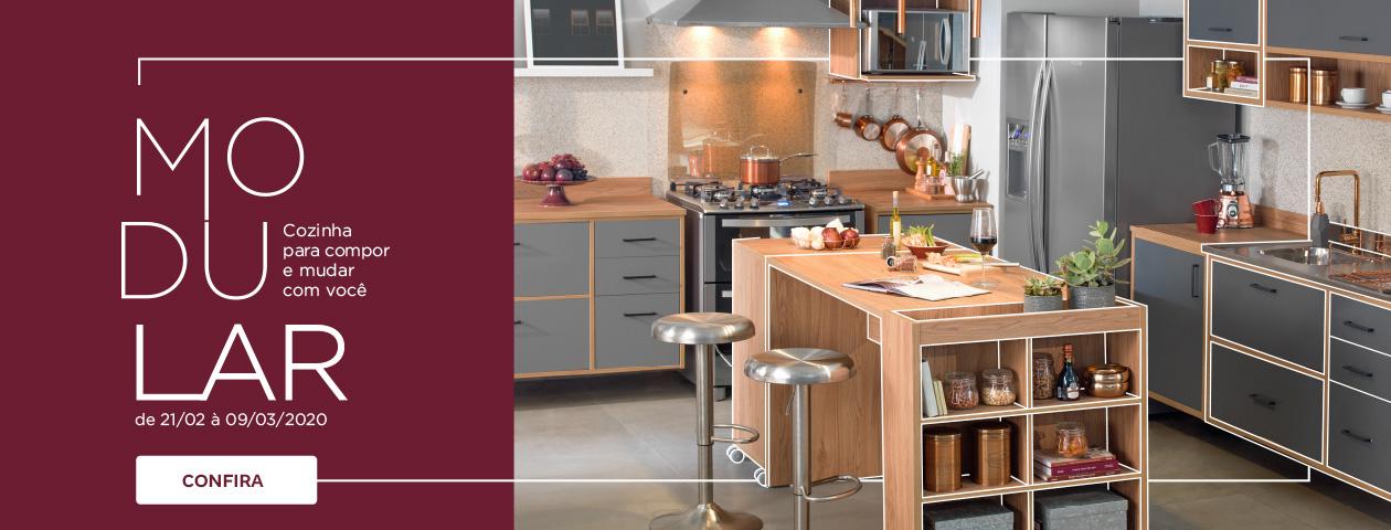 Cozinhas Modulares | Tok&Stok