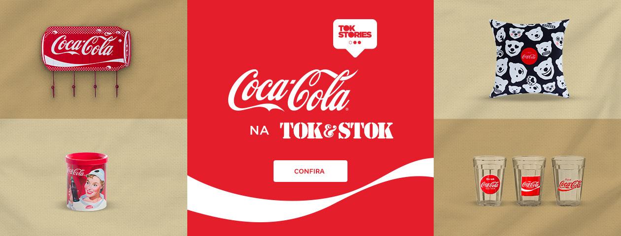 Coca-Cola na Tok&Stok