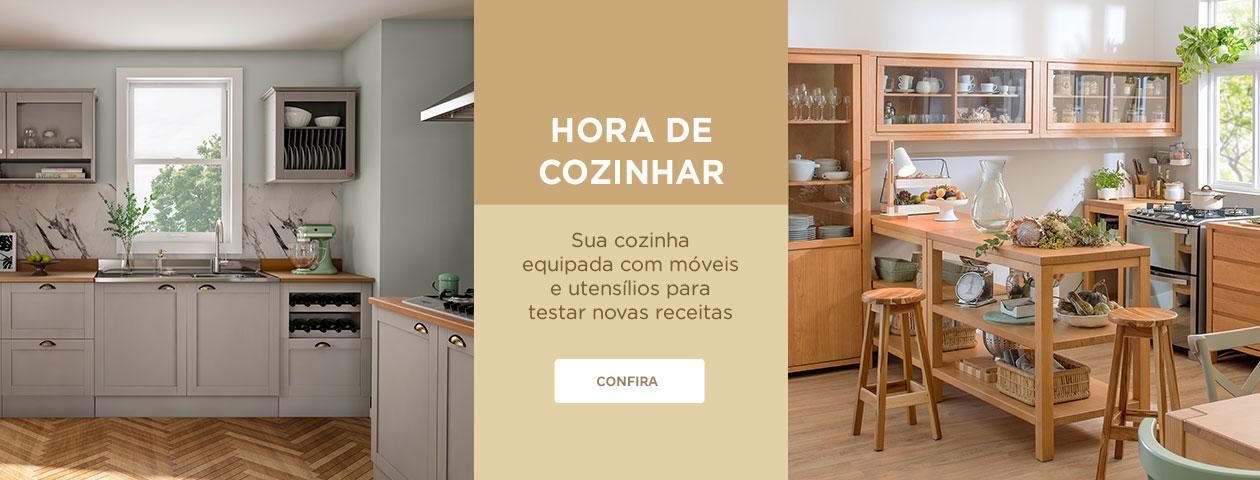 Hora de Cozinhar | Tok&Stok