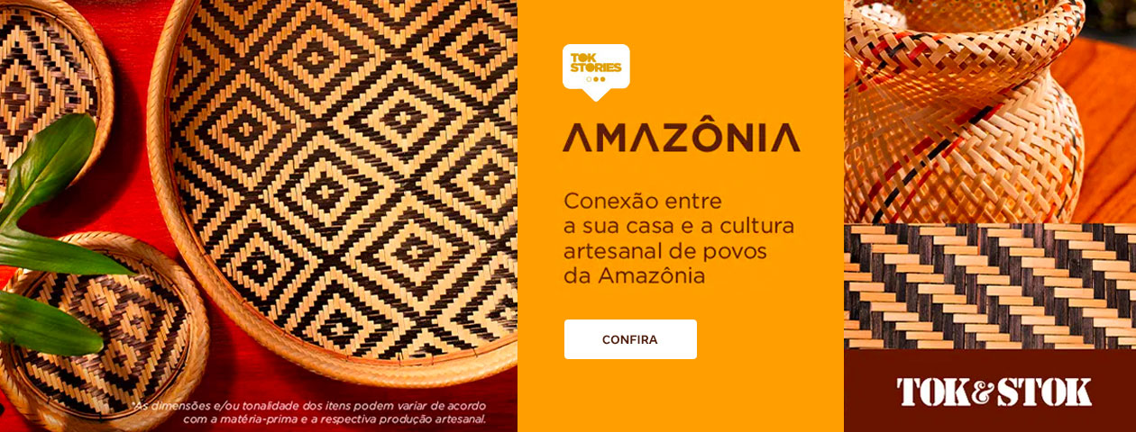 Amazônia - TokStories | Tok&Stok