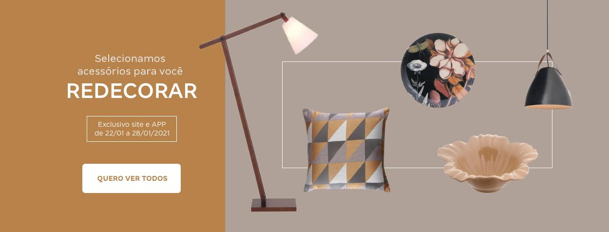 Acessórios para redecorar | Tok&Stok