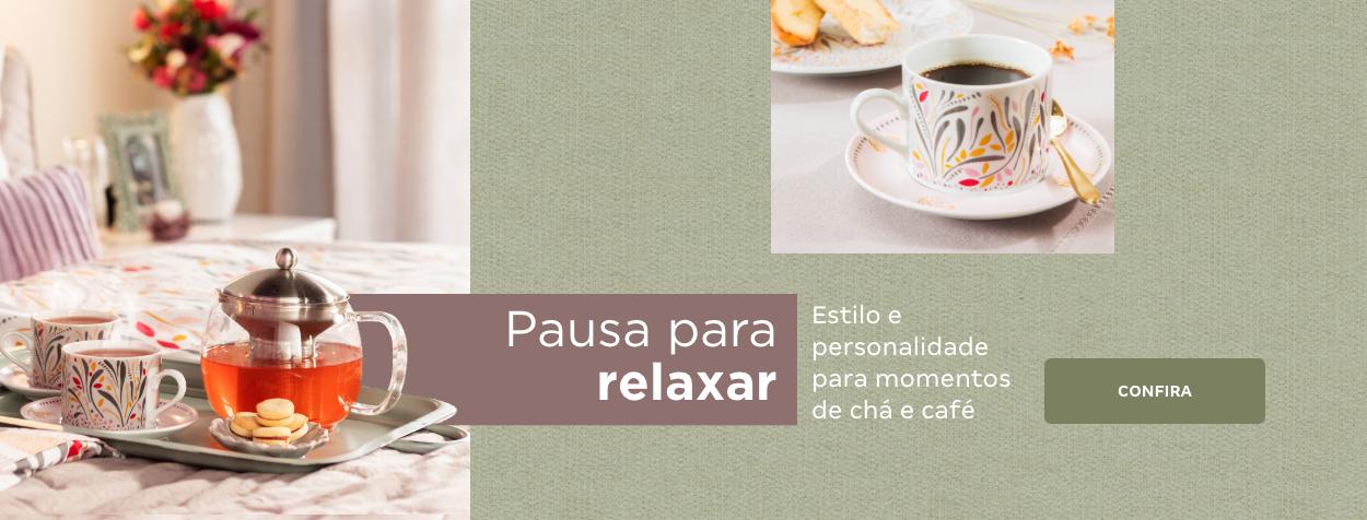 Pausa para relaxar | Tok&Stok