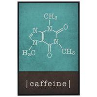 caffeine-quadro-20-cm-x-30-cm-preto-multicor-mol-culas_st0