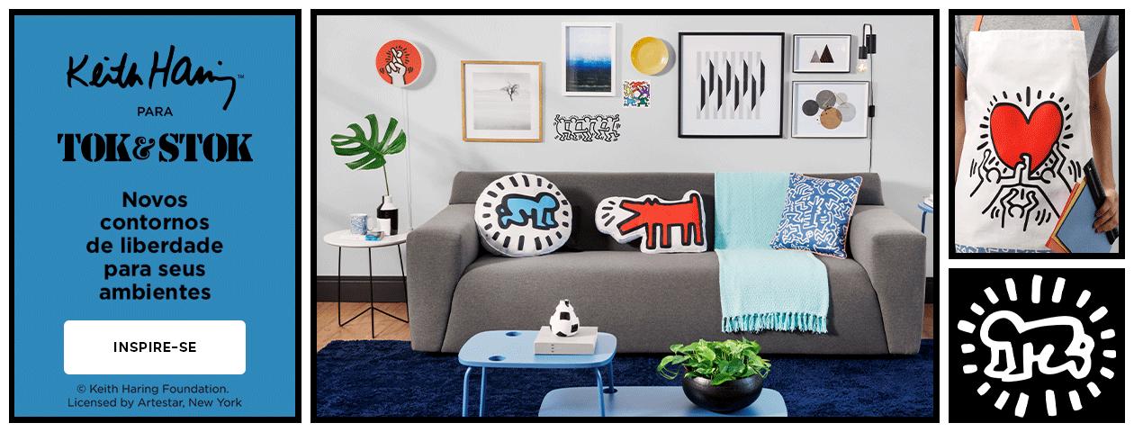 Designer Keith Haring | Tok&Stok