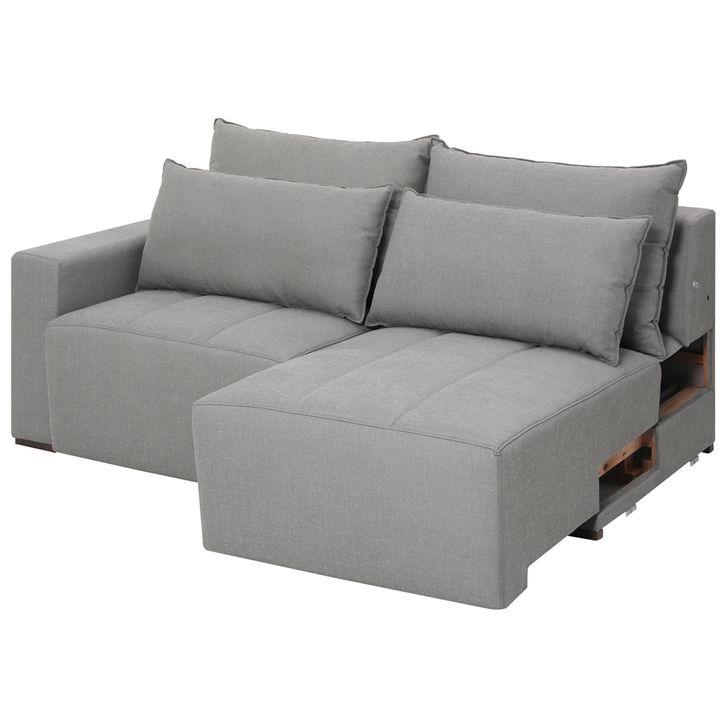 Br Thult Corner Sofa Bed Review: Sofa Retratil 2 Lugares Tok Stok