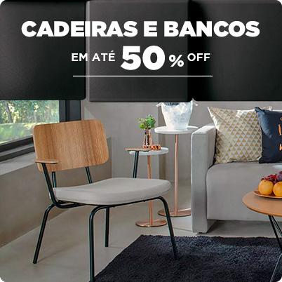 Cadeiras e Bancos