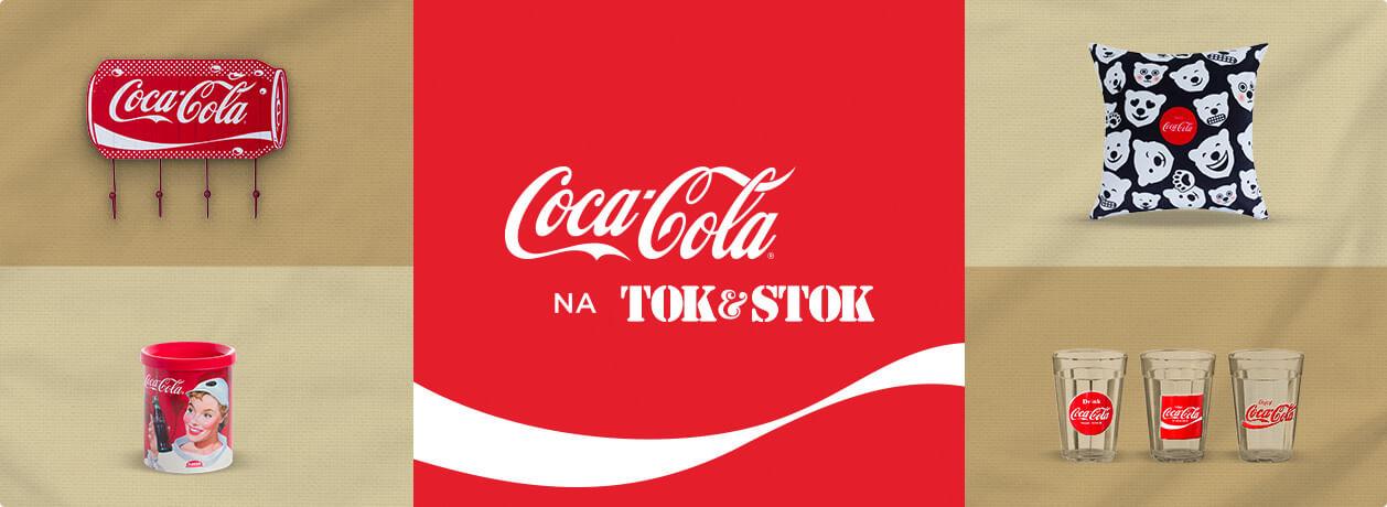 TokStories Coca-cola - Tok&Stok